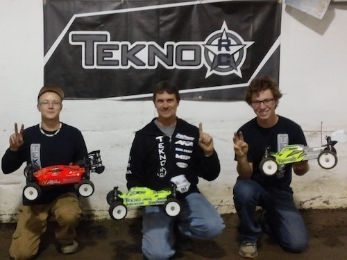 Tekno RC wins in USA and Europe!