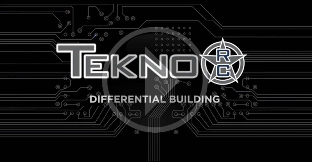 Tekno RC How To Videos: Differential Building