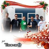 Tekno RC Holiday Card
