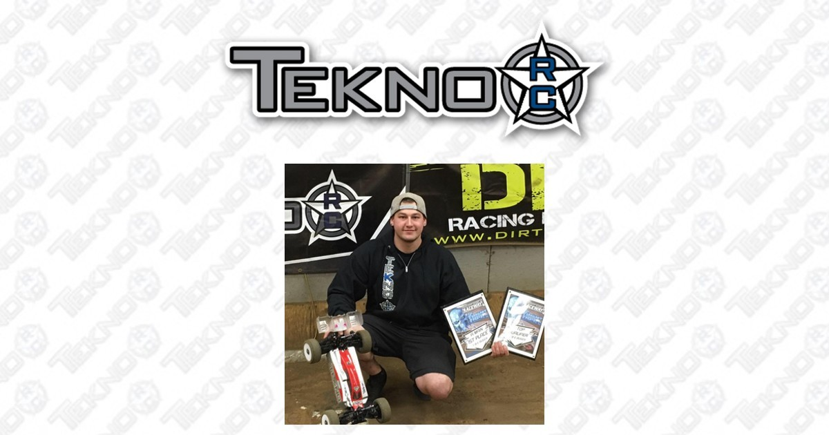 Kyle Rhodes Wins February Freeze Trophy Race