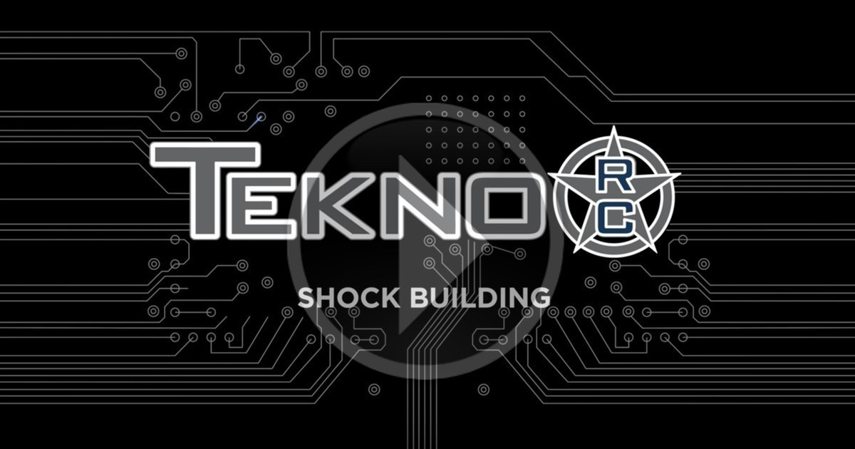 Tekno RC How To Videos: Shock Building