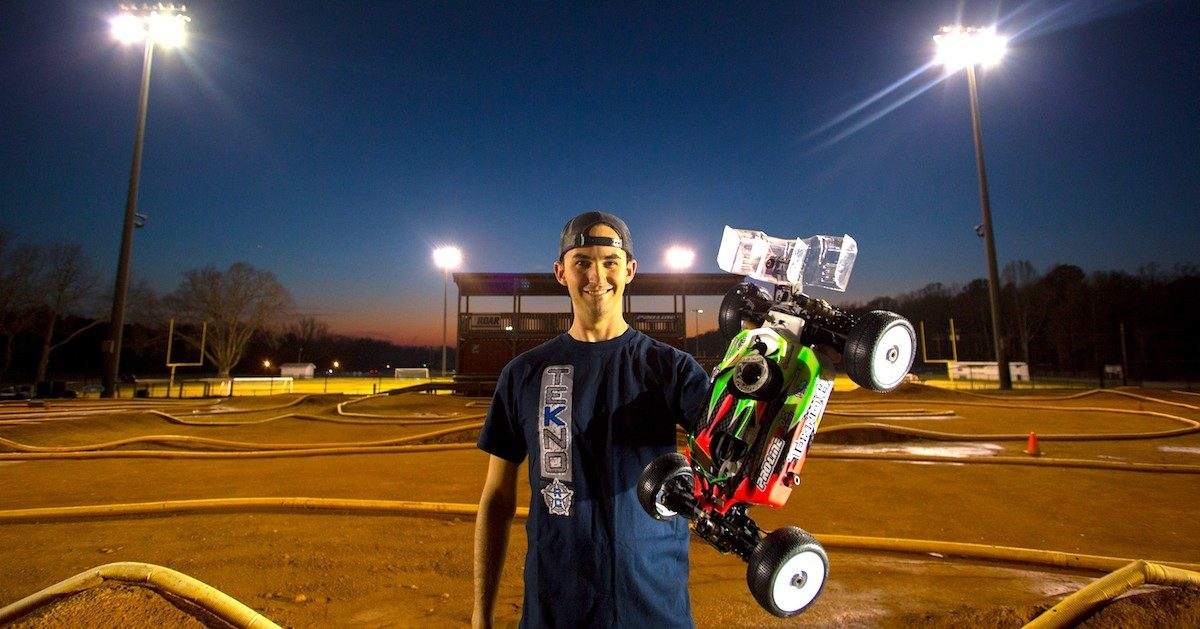 Barry Pettit Joins Tekno RC!