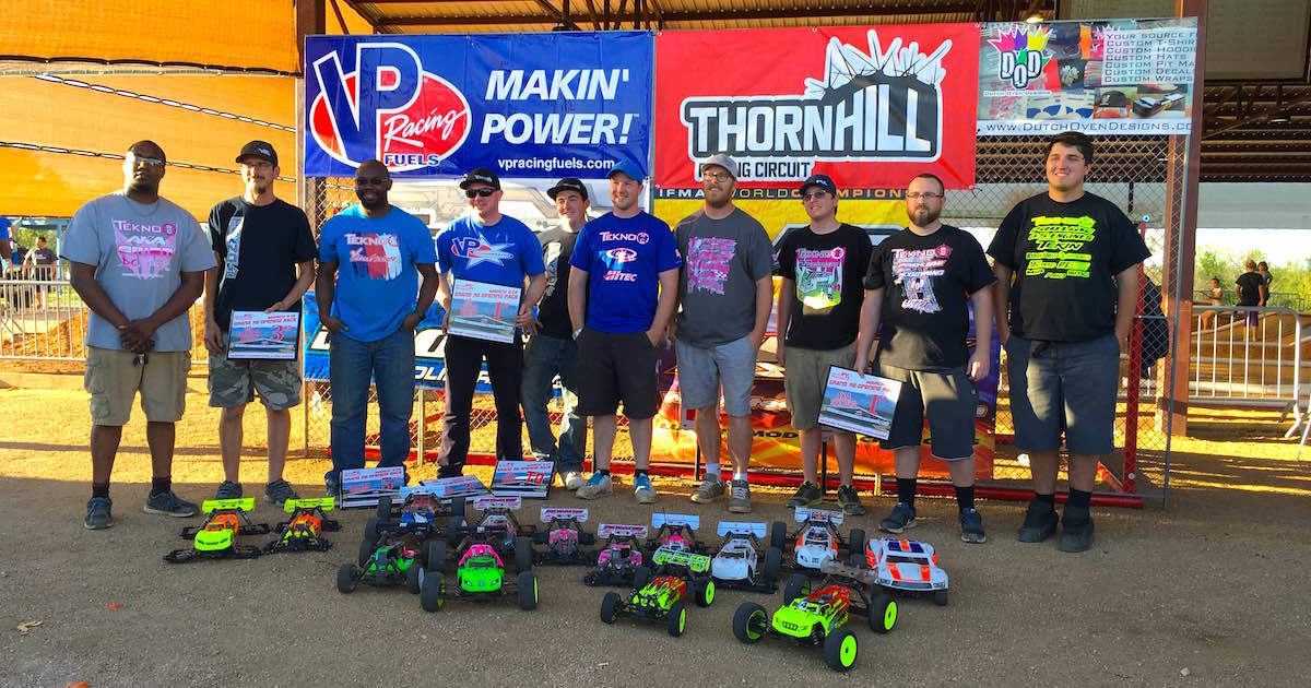 Joe Bornhorst Wins at Thornhill Grand Re-Opening Race!