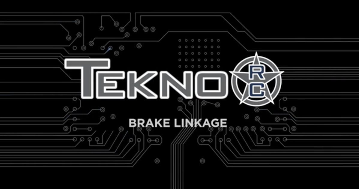 Tekno RC How To Videos: Brake Linkage