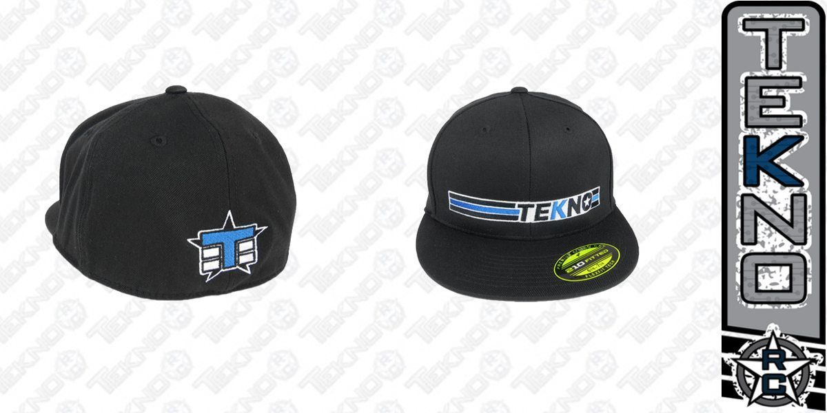 "New ""Stripe"" FlexFit Hat From Tekno RC"