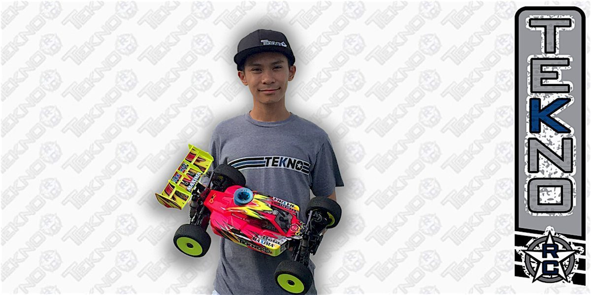 Boy Witsarut Joins Tekno RC!