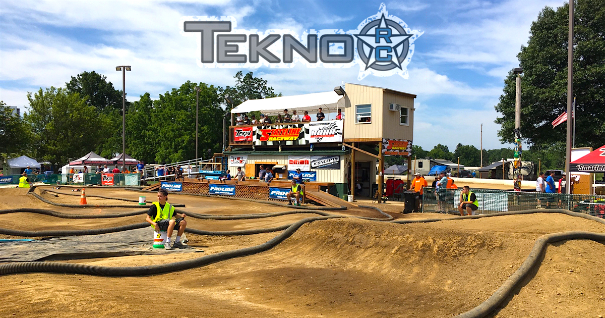 Tekno RC at the 2016 ROAR Electric Nationals