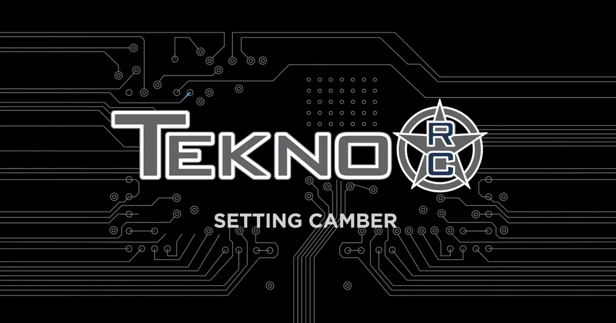 Tekno RC How To Videos: Setting Camber