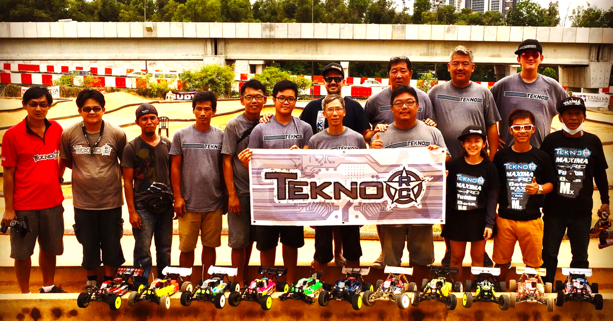 Tekno RC at Malaysian National League Round 5