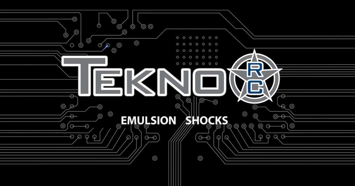 Tekno RC How To Videos: Emulsion Shock Building.