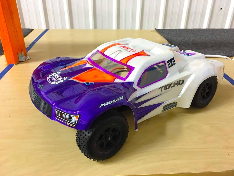 DIY SCT410 3 2wd Conversion by Christian Hernandez – Tekno