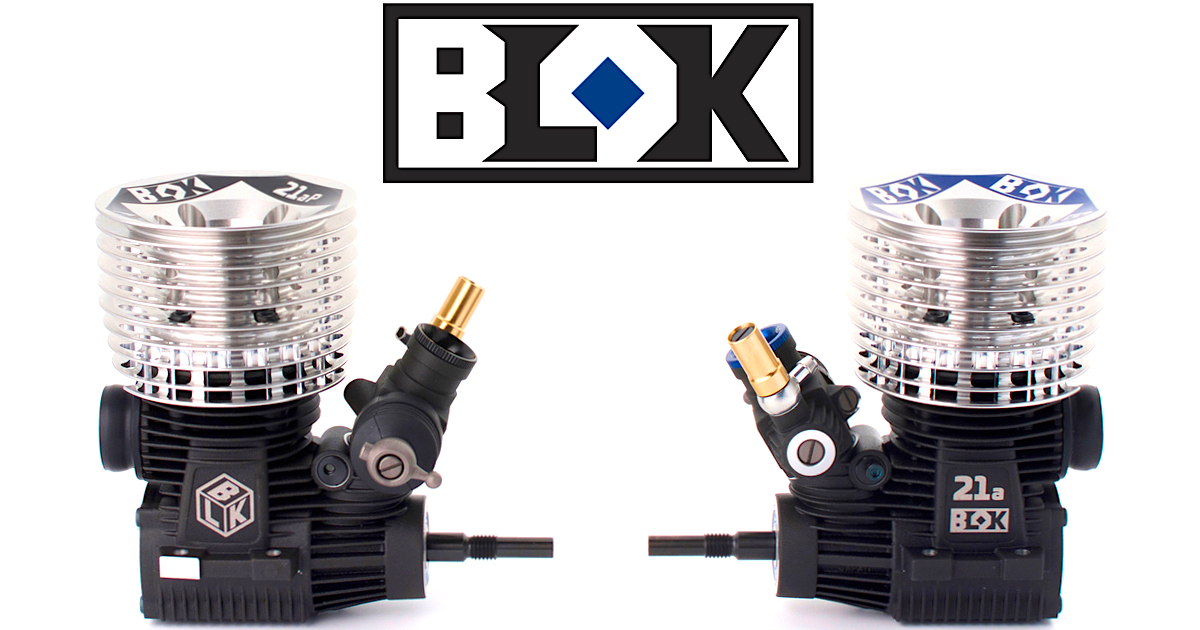 Tekno RC Unleashes BLOK Engines!