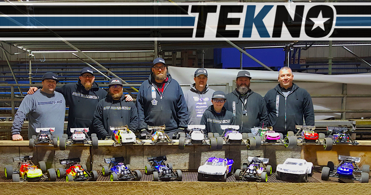 Tekno RC Sweeps Cabin Fever 2017