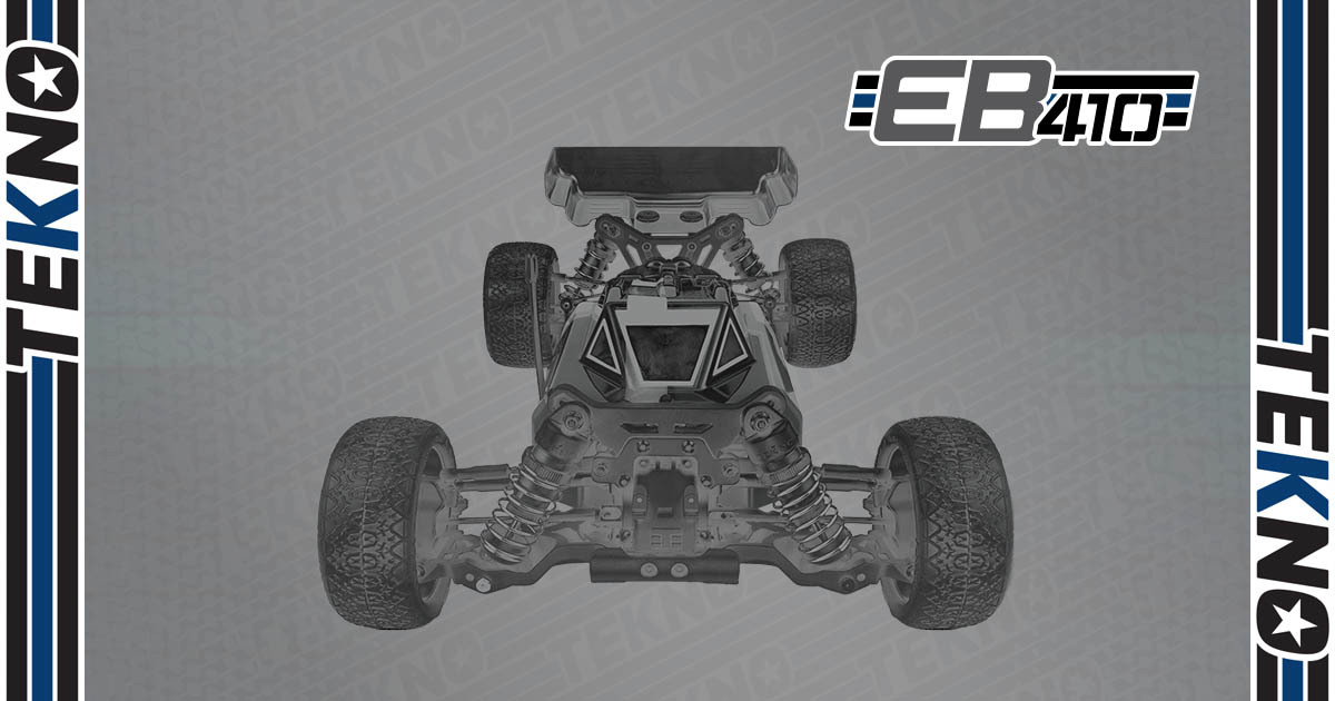 Tekno RC EB410, almost here!