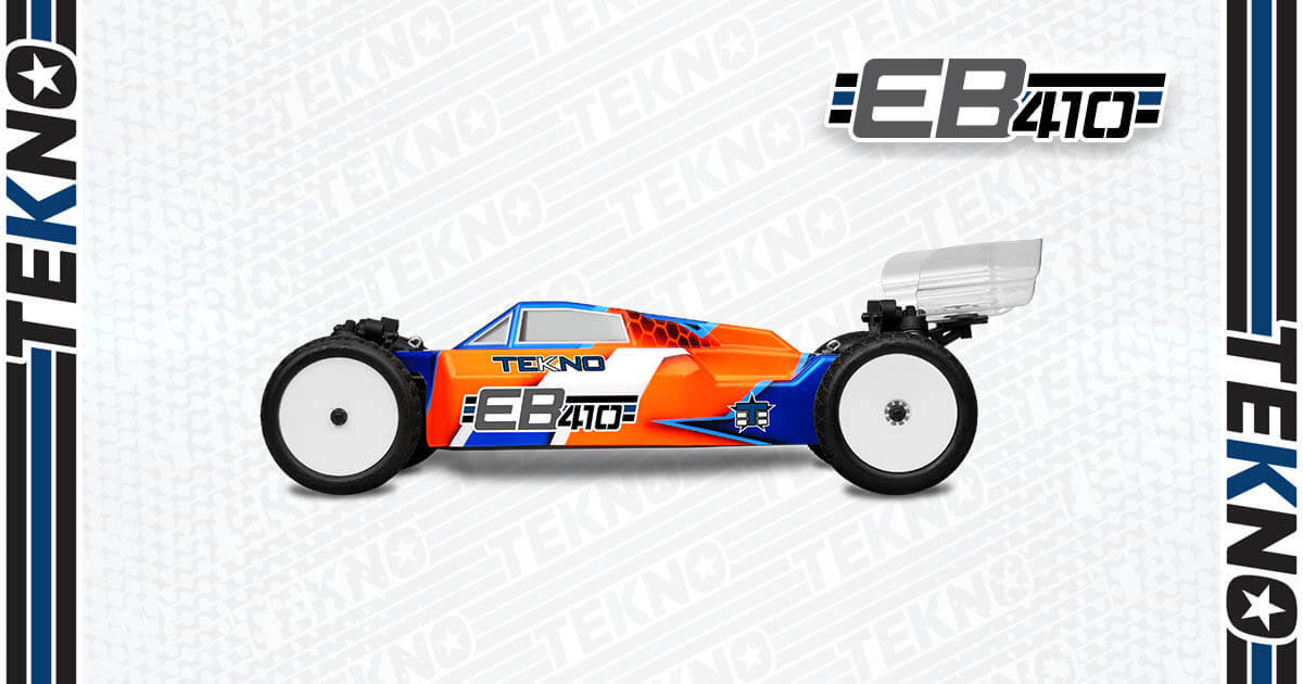 Tekno RC EB410 Behind the Design – Part Two