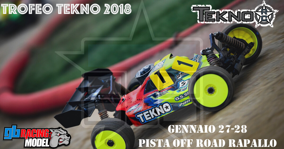 Tekno RC Announces Trofeo Tekno 2018!