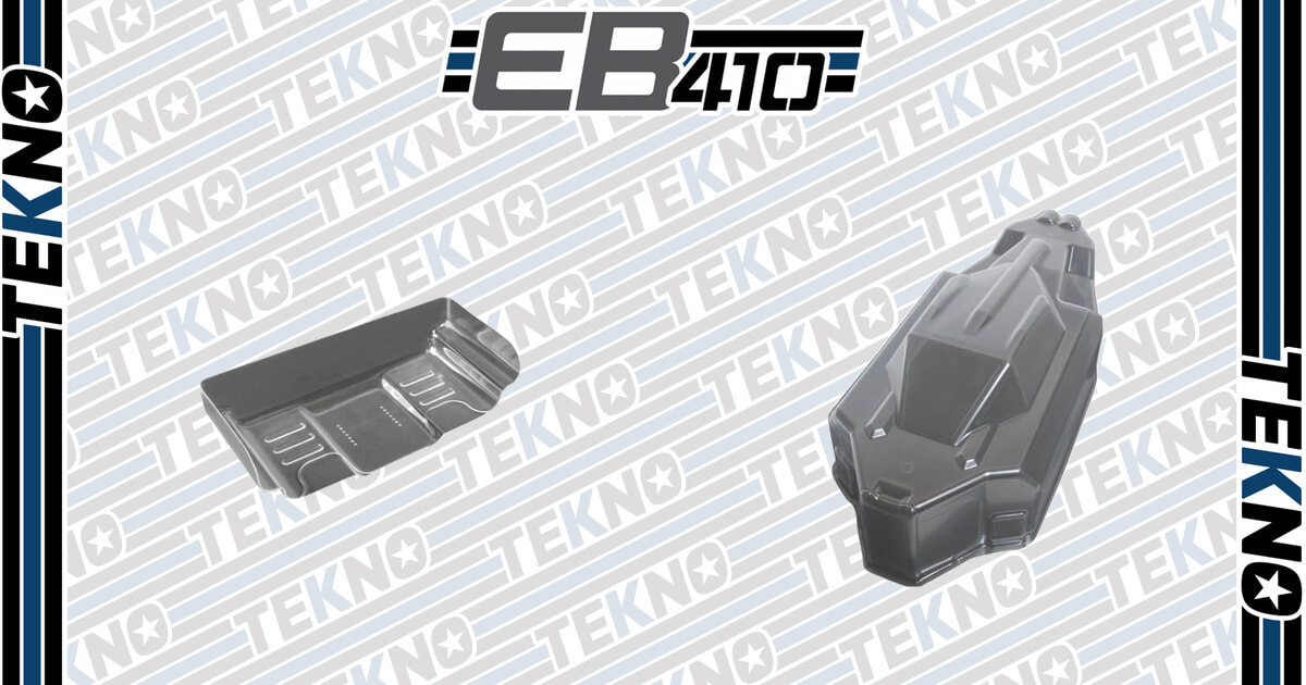 EB410 Lightweight Wing and Body Now Available!