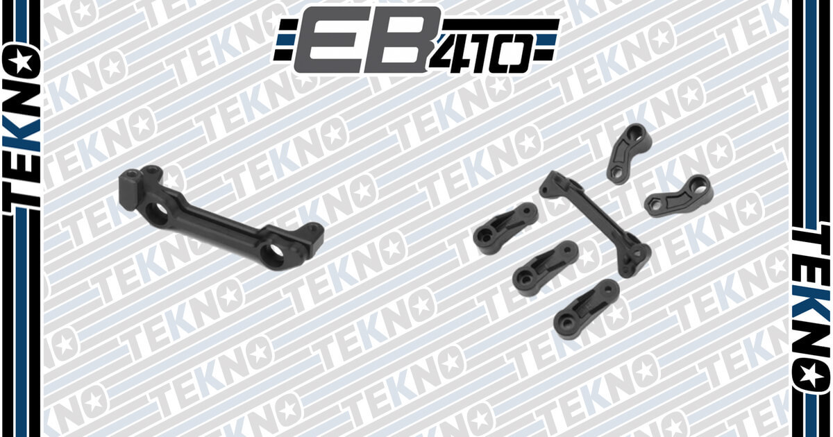 EB410 Updated Composite And Aluminum Ackerman Plates Now Available!