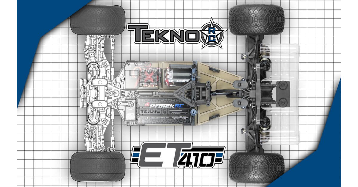 Tekno RC ET410 Build Guide