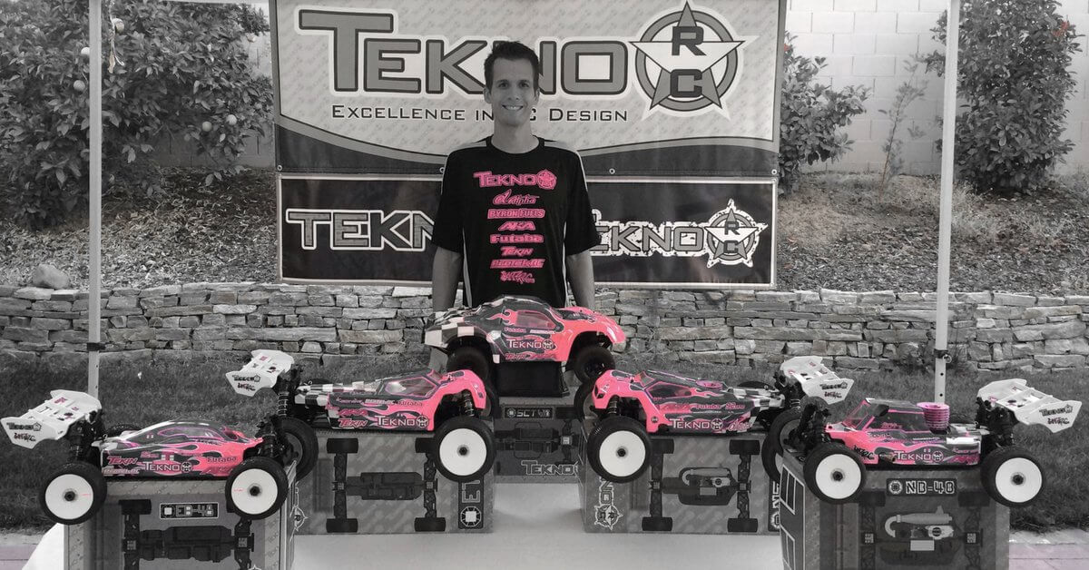 Tekno RC and Ryan Lutz Part Ways…