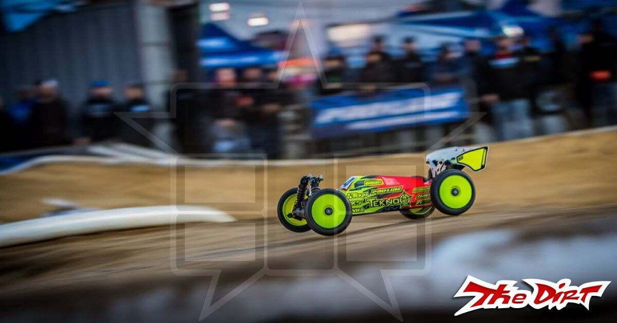 Tekno RC At 2019 Dirt Nitro Challenge