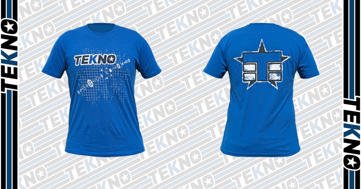 New T-Shirt From Tekno RC!