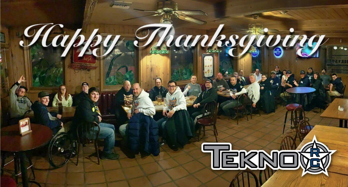 Thank You From Tekno RC