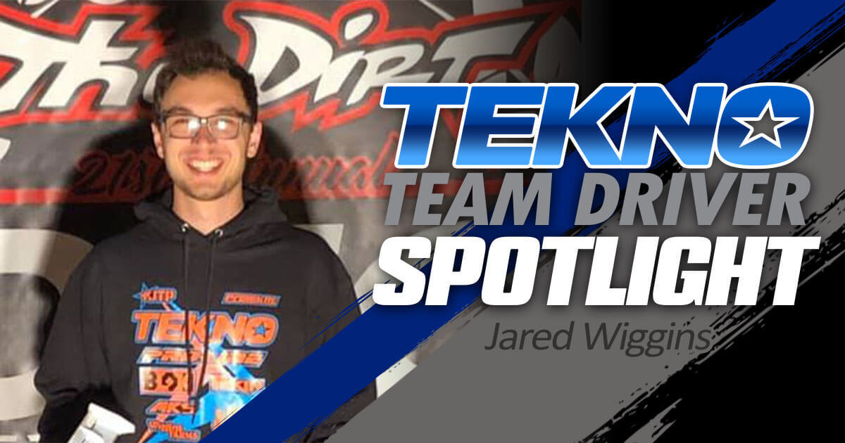 Tekno Team Driver Spotlight: Jared Wiggins