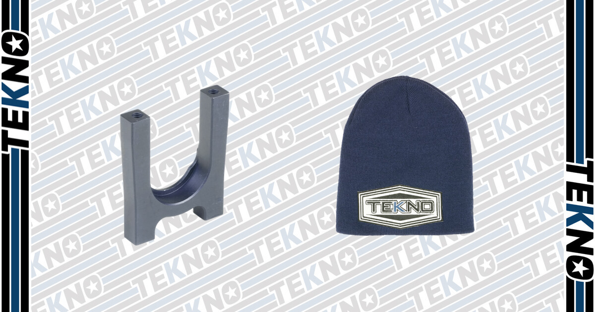 New Aluminum Center Diff Support And Beanie Hat Now Available!