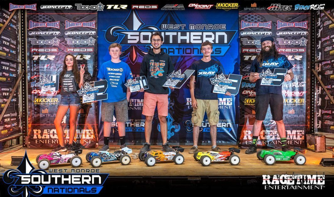 2020 Southern Nationals Team Report