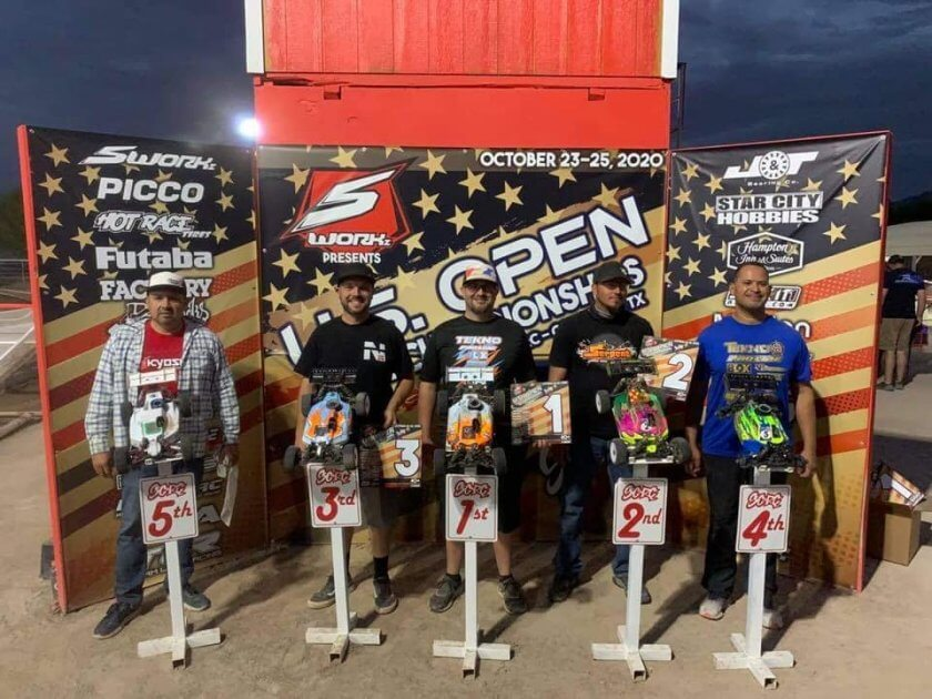 The 2020 US Open Race Report