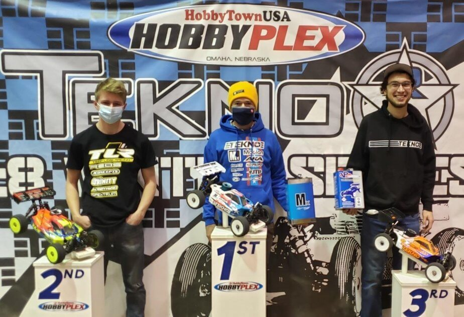 The 2020 Tekno RC Winter Series R1/RC Pro Series Finals Race Report
