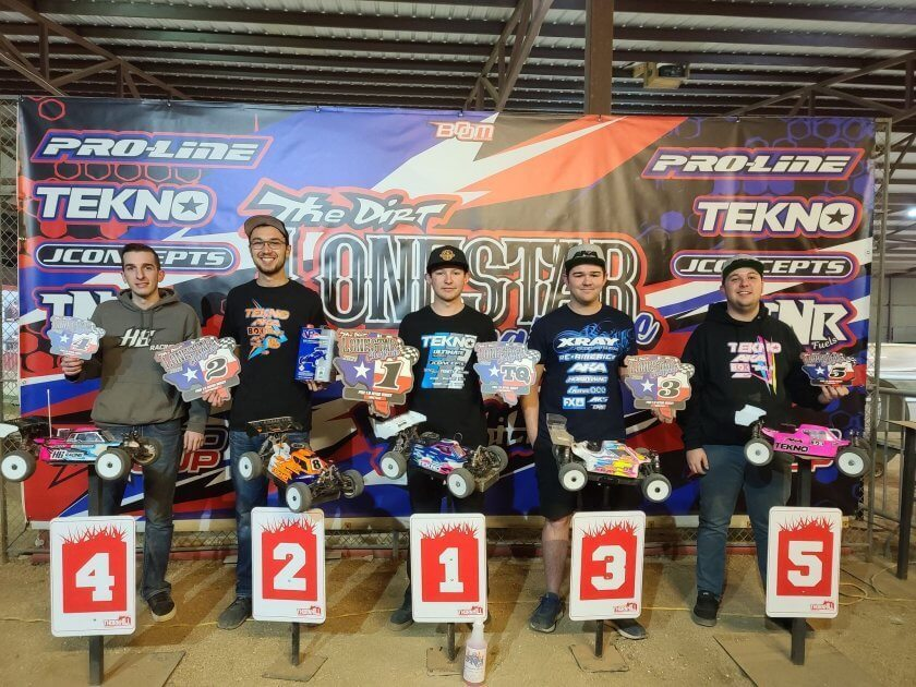 The 2021 Lone Star Nitro Challenge Report