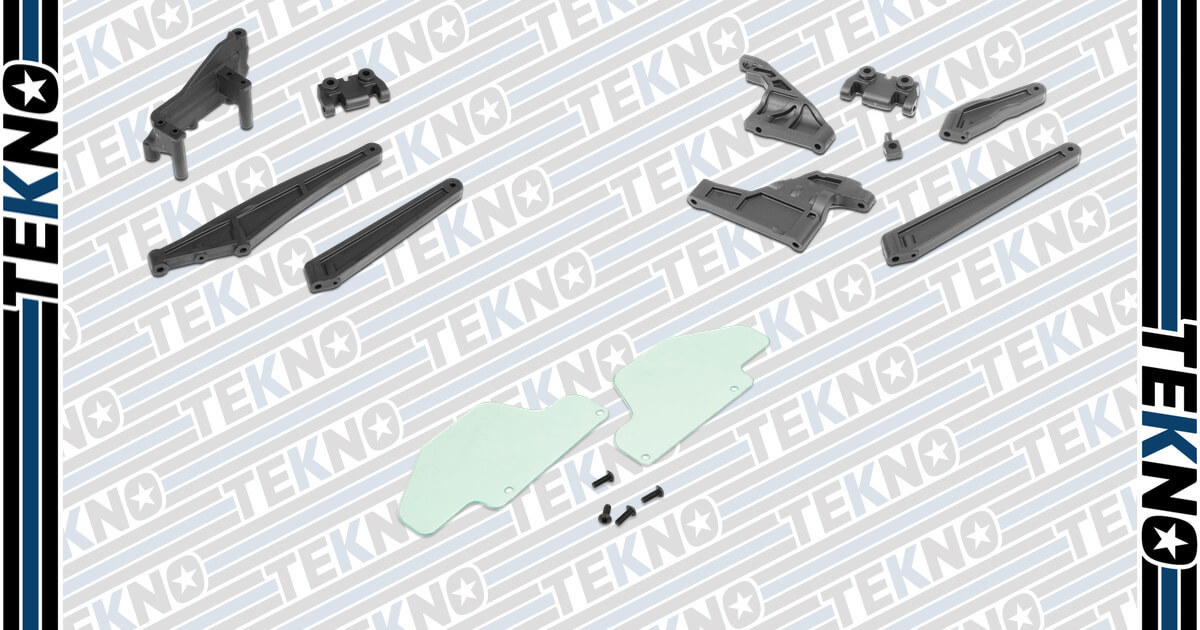 New Parts From Tekno RC!