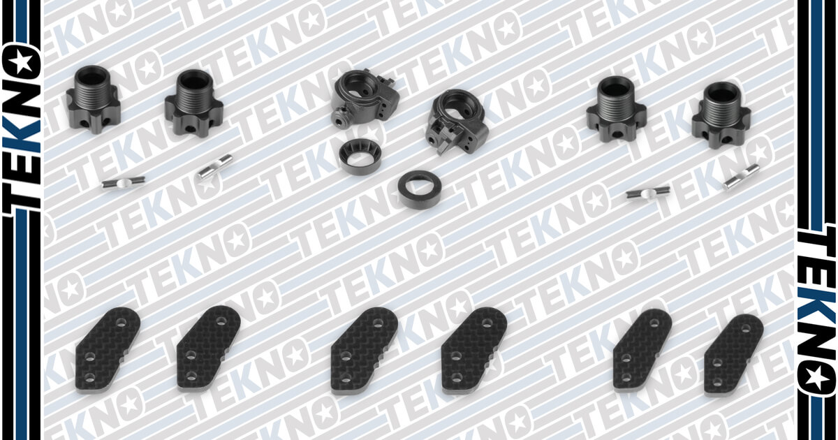 New Option Parts From Tekno RC!
